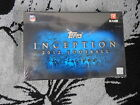 2012 Topps Inception Factory Sealed FB Hobby Box 2 AUTOS Luck Wilson RG# RC's