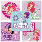 Strawberry Shortcake Stickers x 5 Birthday Party Supplies Square Loot Ideas
