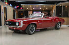 1969 Chevrolet Camaro Frame Off Restored Convertible GM 350ci V8 TH350 Automatic PS PB Disc