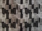 CITY BUILDINGS BLACK  WHITE 100 Cotton Quilt Fabric by the 1 2 yard BTHY