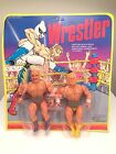 Vintage Wrestler Action Figure ko Irom Sheik VS Hulk Hogan