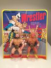 Vintage Wrestler Action Figure ko Jim Duggan VS Hulk Hogan