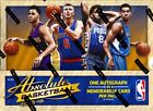 2015 16 Panini Absolute Basketball 10 Hobby Box Case (Sealed)