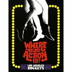 Where The Action Is! Los Angeles Nuggets 1965-1968 Various Artists Audio CD