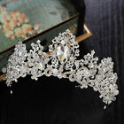 Vintage Wedding Bridal Queen Headband Crystal Crown Tiara Hair Accessories Party