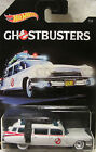 Hot Wheels CUSTOM 59 CADILLAC Ghostbusters Ecto 1 Real Riders Rubber Wheels