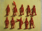Marx 60mm English Lifeguards Set of 10, Reissued Lot 1