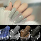 Nail Glitter Powder Holographic Nail Art Chrome Pigment Manicure Decoration DIY