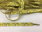 Set Of 2 Yellow Pikachu Shoelaces For Children 44 Inch Lisa