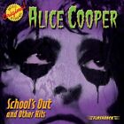 ALICE COOPER SCHOOL'S OUT & HITS CD