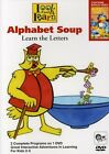 Look and Learn Alphabet Soup Learn the Letters DVD Used Very Good