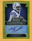 T.Y. Hilton Cards and Rookie Card Checklist 9