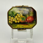 Limoges French Porcelain Box STILL LIFE WITH TOMATOES  22