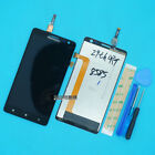 For Lenovo S856 Black LCD Display Touch Screen digitizer Assembly