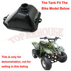 Metal Gas Fuel Tank For 50cc 70cc 90cc 110cc 125cc KIDS YOUTH ATV Quad