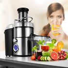 Electric Fruit Juicer Vegetable Juice Citrus Extractor Machine Maker Blender US