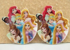 Princesses Inspired Planar Resin Cabochon Plastic Hair Bow Center Craft supply