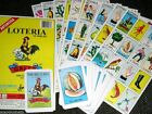 New Real Mexican Traditional Loteria Cobra Card Bingo Game