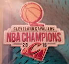 NEW IN PACK NIP 2016 CLEVELAND CAVALIERS CAVS BASKETBALL NBA CHAMPIONS PATCH