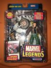 Marvel Legends Legendary Rider Series LOGAN Wolverine Figure Toybiz/SEALED