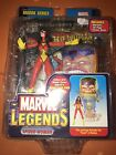 Marvel Legends MODOK BAF Series Spider-Woman Action Figure Toy Biz SEALED NEW