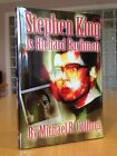 STEPHEN KING is RICHARD BACHMAN Michael Collings SIGNED AND NUMBERED