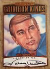 1999 Donruss Gridiron Kings Johnny Unitas Auto Baltimore Colts Autograph