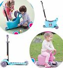 X Free 3 In 1 Deluxe1 8 Years Kids Scooter With Light Up Wheels Scooter