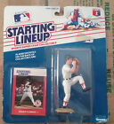 NIP 1988 ROGER CLEMENS BOSTON RED SOX MLB BASEBALL STARTING LINEUP FIGURE