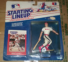 1988 WALLY JOYNER CALIFORNIA ANAHEIM ANGELS BASEBALL STARTING LINEUP FIGURE CARD