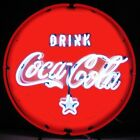 Vintage Look Drink 'Coca Cola' Soda Wall Decor Neon Light Neon Sign 24