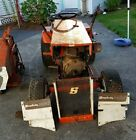 Vintage Simplicity Tractor Model 3212H with 5 Attachments