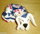 WHIMSICLAY Amy Lancombe #86710 BESSIE 2003 DITZY DOGS