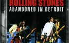 ROLLING STONES ABANDONED IN DETROIT 2 CD PROMO JAPAN DAC-068 N MINT