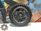 2002 LEM LX2 50 RADAELLI FRONT WHEEL & TIRE 2.50 - 10   03 LX50