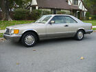 1990 Mercedes-Benz 500-Series Silver Beautiful for $6500 dollars