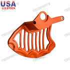 Front Brake Disc Guard Protector Fit KTM EXC/MXC/SX/XC/XC-W 125-530 2004-2014