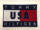Tommy Hilfiger Vintage Logo Embroidered Sew On Patch 11in x 7in