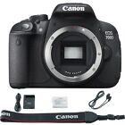 Canon EOS 700D T5I Rebel 180 MP DSLR Camera Body July 4th Sale