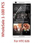 PET HD Soft Clear Screen Protector Film For HTC Desire 626 626S LOT