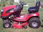 CRAFTSMAN LAWN TRACTOR 21 HP 42 MOWER ELECTRIC START AUTOMATIC TRAN