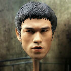 1 6 Scale Custom Bruce Lee Head Sculpt Hot Toys Asian Body Figure Game of Death