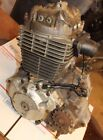 1999 HONDA XR400R     ENGINE ASSEMBLY  (LIGHT SMOKE WHEN FIRST STARTED COLD)