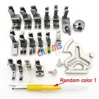 INDUSTRIAL SEWING MACHINE NEW 16 PRESSER FOOT SET KP-PF16-1