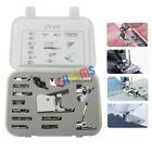 CY-015 HOME SEWING MACHINE 15 PCS. FEET SET LOW OR HIGH SHANK SINGER BROTHER