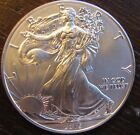 2015 US American Eagle one ounce silver round 1