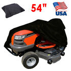 Deluxe Riding Lawn Mower Tractor Cover Yard Garden Fits Decks up to 54 TN