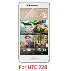 HD PET Soft Clear Screen Protector Film For HTC Desire 728 D1