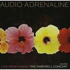 Live From Hawaii (W/Dvd) Audio Adrenaline CD