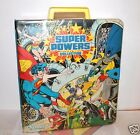 Kenner DC Super Powers Action Figure Collection Carrying Case Complete French